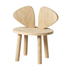 Mouse Chair Oak [3월말입고]