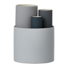 Collect Vases Grey