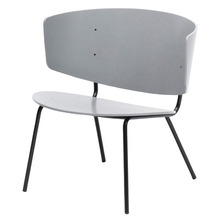 Herman Lounge Chair Grey