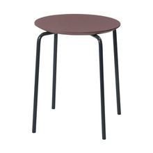 Herman Stool Bordeaux