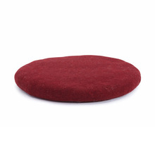 Chakati Round Cushion Dark Red (30% sale)
