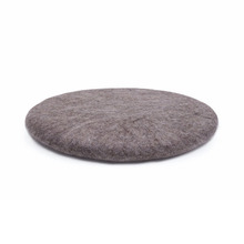 Chakati Round Cushion Stone