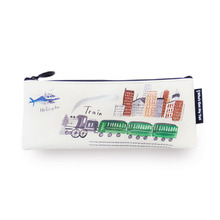 Little Vehicles Pencil Case