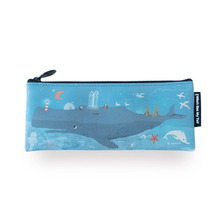 Whale Friends Pencil Case