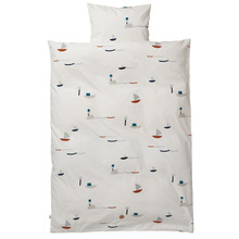 Seaside Bedding Single