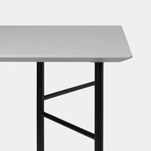 Mingle Table 160cm Light Grey