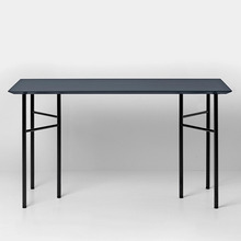 Mingle Table 135cm Charcoal
