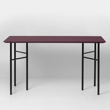 Mingle Table 135cm Bordeaux