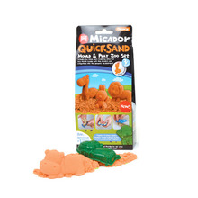 QuickSand Mould & Play Set Orange