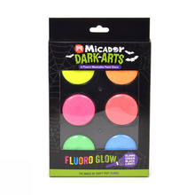 Fluoro Washable Paint Discs