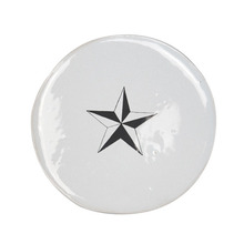 Souvenir Breakfast Plate Star