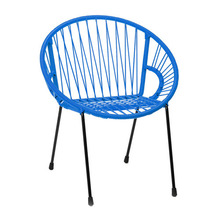Tica Kid Armchair Blue