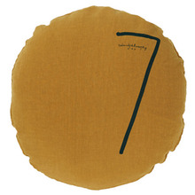 Shining Round Cushion Butternut 7