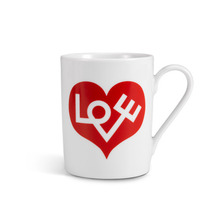 Coffee Mug Love Heart