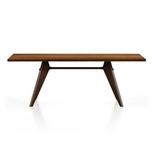 EM Table Solid American Walnut Top