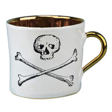 Alice Very Big Coffee Cup De Luxe Skull