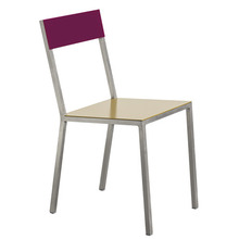 Alu Chair Curry/Candy Purple
