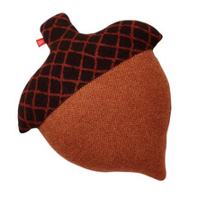 Acorn Cushion Brown