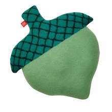 Acorn Cushion Green
