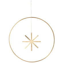 Winterland Brass Star Large