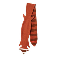 Raccoon Scarf brown