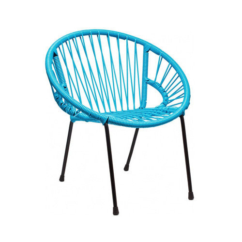 Tica Baby Armchair Turquoise