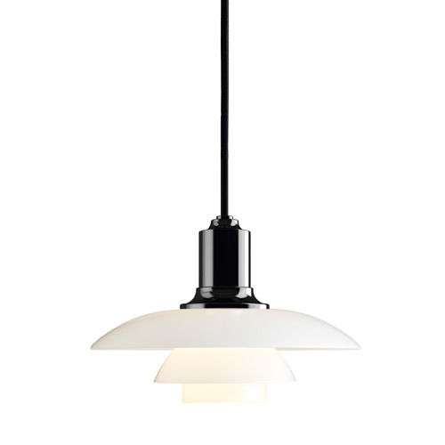 PH 2/1 Pendant Black