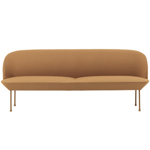 Oslo Sofa 3-Seater Vidar 472/Burnt Yellow Legs