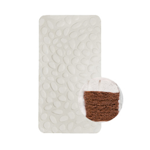 Nook Pebble Pure Crib Matress Cloud