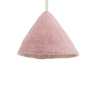 Reversible lampshade S Quartz Pink/Natural