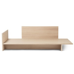 Kona Bed Natural Oak Veneer 현 재고
