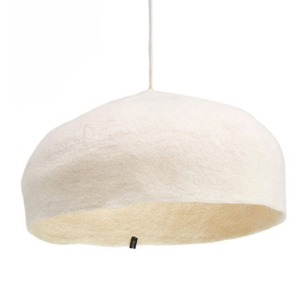 Big Reversible Lampshade L  Natural