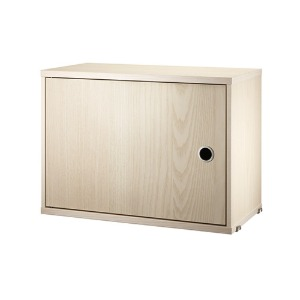 Cabinet with Swing Door Ash