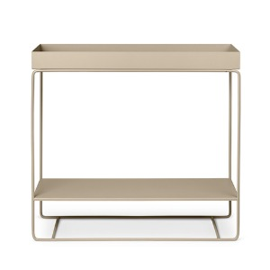 Plant Box Two-Tier Cashmere