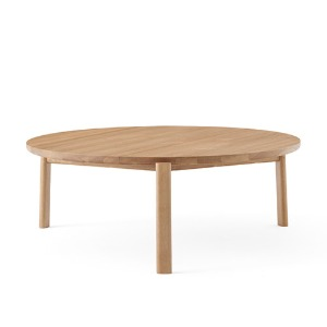 Passage Lounge Table Ø90