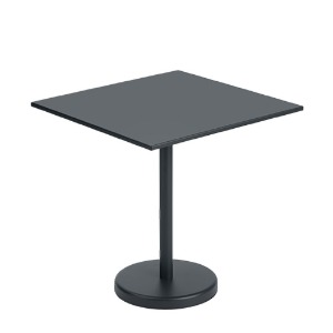 Linear Café Table 70x70cm
