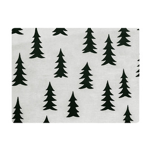 Gran Table Mat Black Firs