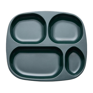 Forest Divided Tray Green
