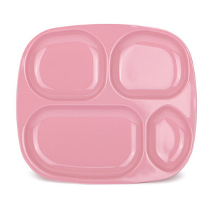 Glam PINK Divided Tray  Normal Pink