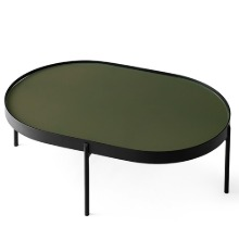 NoNo Table Large Dark Green Glass  현 재고